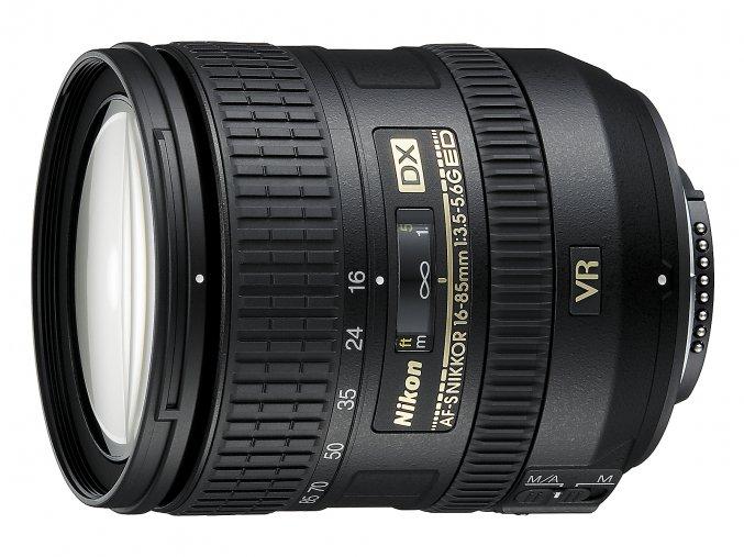 Nikon AF-S DX VR Nikkor 16-85mm f3,5-5,6G ED