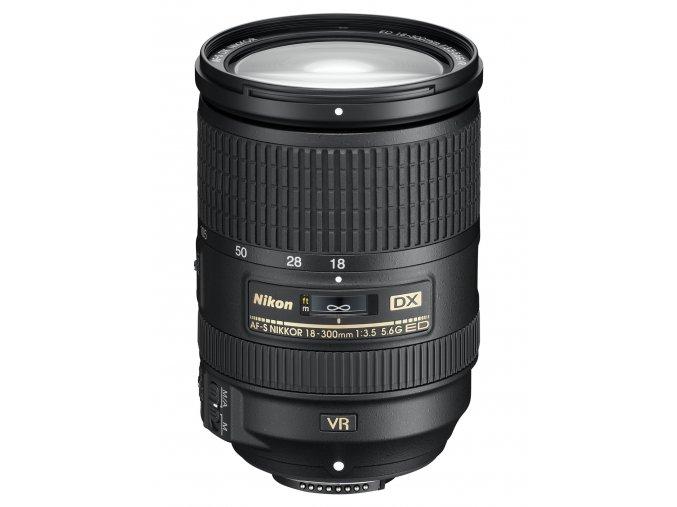 Nikon AF-S DX VR Nikkor 18-300mm f3,5-5,6G ED