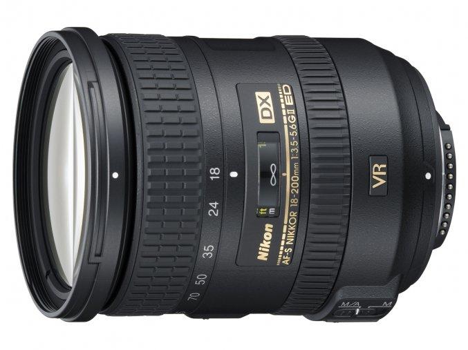 Nikon AF-S DX VR II Nikkor 18-200mm f3,5-5,6G ED