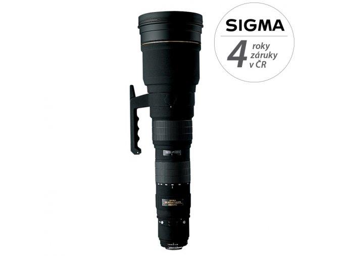 Sigma APO 300-800mm f5,6 EX DG HSM