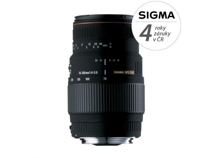 Sigma APO 70-300mm f4,0-5,6 DG MACRO