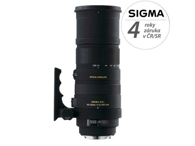 Sigma APO 150-500mm f5-6,3 DG OS HSM
