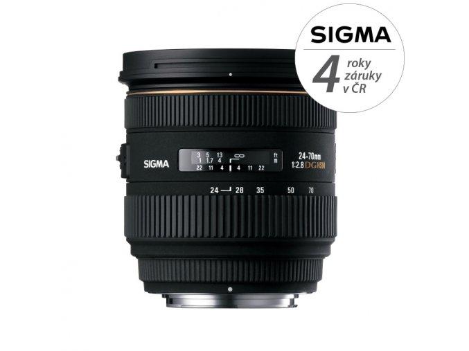 Sigma 24-70mm f2,8 IF EX DG HSM