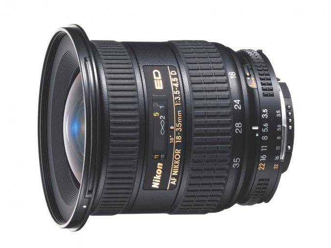 Nikon AF Nikkor 18-35mm f3,5-4,5D IF-ED - archív
