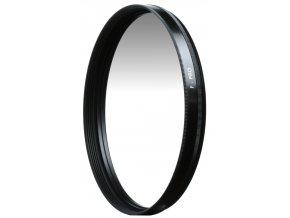 B+W 701 šedý přechodový 50% filtr 72mm MRC