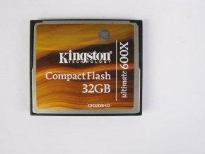 Kingston 32 GB CompactFlash karta Ultimate 600x