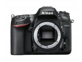 Nikon D7200 tělo - archiv