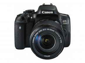 Canon EOS 750D + 18-135mm IS STM