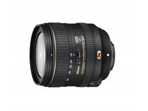 Nikon AF-S DX VR Nikkor 16-80mm f2,8-4E ED - zpětný bonus 2.600,-Kč
