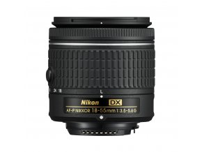Nikon AF-P DX Nikkor 18-55mm f3,5-5,6G