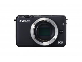 Canon EOS M10 tělo - zpětný bonus 1.000,-Kč