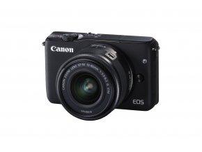 Canon EOS M10 + EF-M 15-45mm STM - zpětný bonus 1.000,-Kč