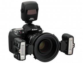 Nikon SB-R1C1 Macro zábleskový kit včetně SU-800