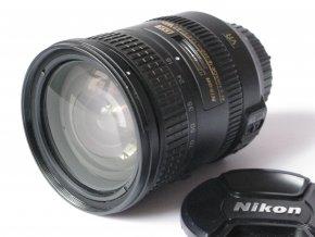 Nikon AF-S DX VR II Nikkor 18-200mm f3,5-5,6G ED - bazar