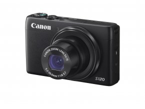 Canon PowerShot S120 - archiv