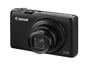 Canon PowerShot S95 - archiv