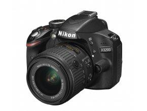 Nikon D3200 tělo + 18-55mm VR II - archiv