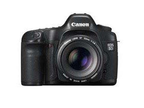 Canon EOS 5D tělo - archív