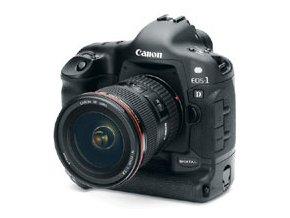 Canon EOS 1D tělo - archiv