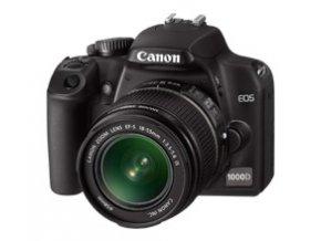 Canon EOS 1000D tělo - archiv