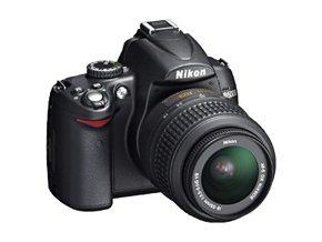 Nikon D5000 tělo