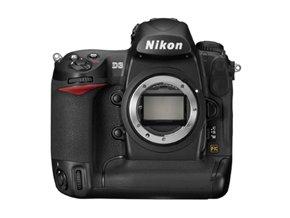 Nikon D3 tělo - archiv