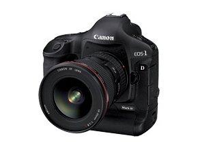 Canon EOS 1D Mark III tělo - archiv