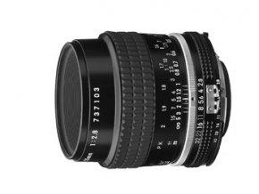 Nikon MF Micro Nikkor 55mm f2.8