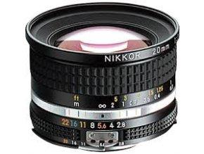 Nikon MF Nikkor 20mm f2.8