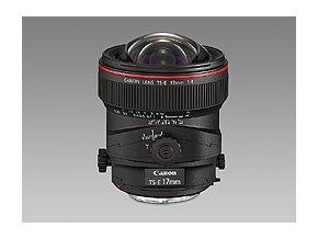 Canon TS-E 17mm f/4 L - NOVINKA