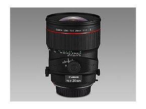 Canon TS-E 24mm f/3,5L II - NOVINKA