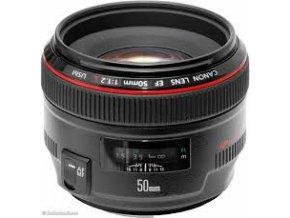Canon EF 50mm f/1,2L USM