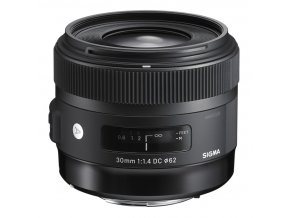 Sigma 30mm f1,4 DC HSM Art