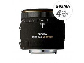 Sigma MACRO 50mm f2,8 EX DG