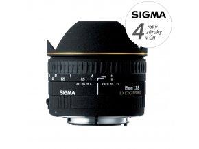Sigma 15mm f2,8 EX DG Diagonal Fisheye