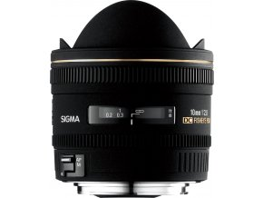 Sigma 10mm f2,8 EX DC Fisheye HSM