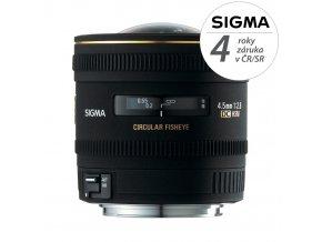 Sigma 4,5mm f2,8 EX DC Circular Fisheye HSM