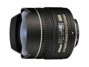 Nikon AF DX Fisheye-Nikkor 10,5mm f2,8G IF-ED