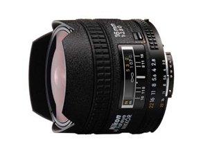 Nikon AF Fisheye Nikkor 16mm f2.8D