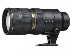 Nikon AF-S VR II Nikkor 70-200mm f2,8G ED - archív