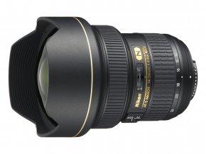 Nikon AF-S Nikkor 14-24mm f2,8G ED - zpětný bonus 7.500,-Kč