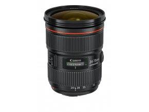 Canon EF 24-70mm f/2,8L II USM - zpětný bonus 5.000,-Kč