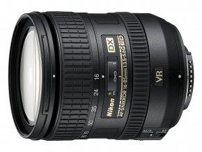 Nikon AF-S DX VR Nikkor 16-85mm f3,5-5,6G ED -archív