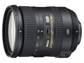 Nikon AF-S DX VR II Nikkor 18-200mm f3,5-5,6G ED - zpětný bonus 2.500,-Kč