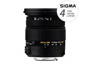 Sigma 17-50mm f2,8 EX DC OS HSM