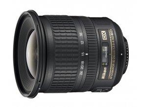 Nikon AF-S DX Nikkor 10-24mm f3,5-4,5G ED - zpětný bonus 2.500,-Kč