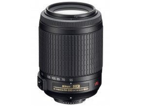 Nikon AF-S DX VR Nikkor 55-200mm f4-5,6G IF-ED