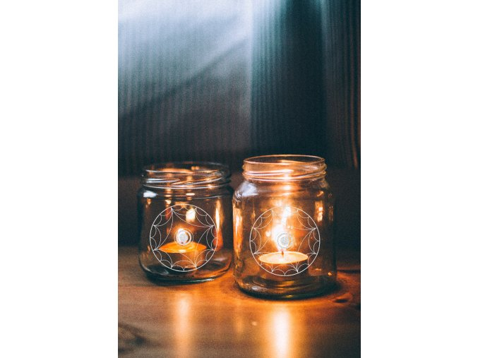 sticker jar