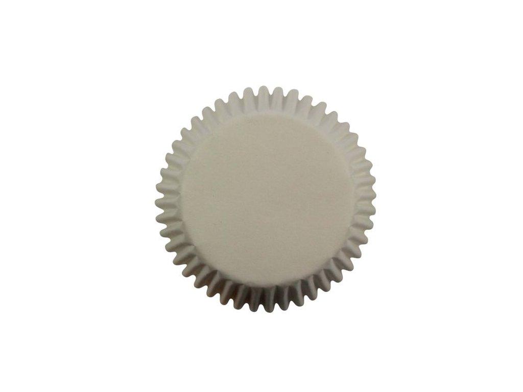 Fehér mini muffin papír kosárkák 100 db