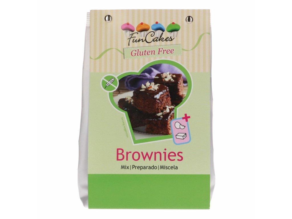 zmes na brownies